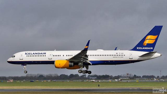 Icelandair 🇮🇸 Boeing 757-200 TF-ISV