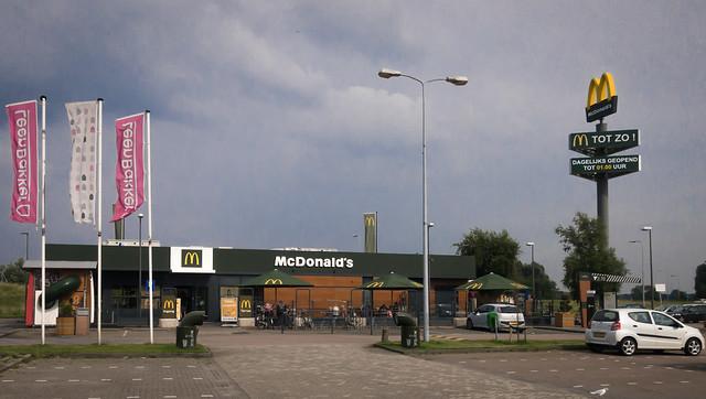McDonalds, Appingedam