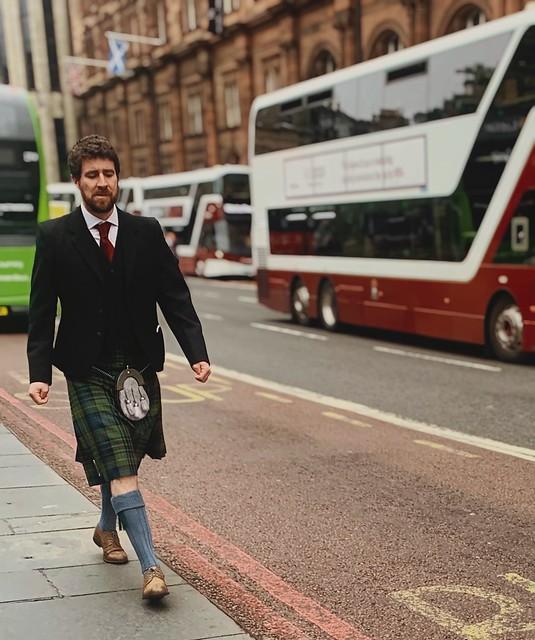 Edinburgh Kiltie