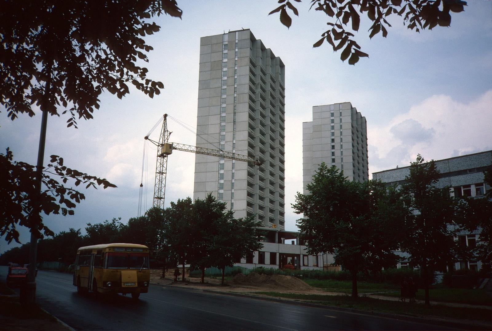 Улица Молдагуловой