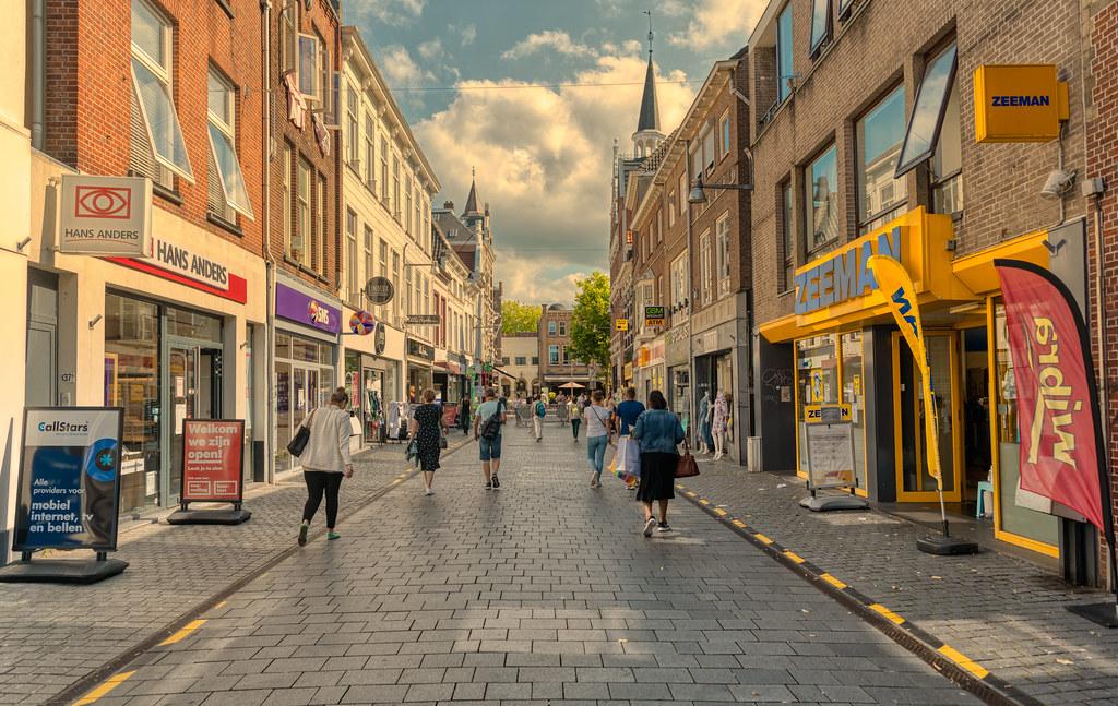 Ginnekenstraat, Breda.
