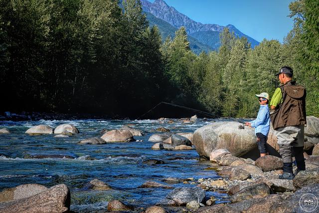 Chilliwack River (aka The Vedder River)