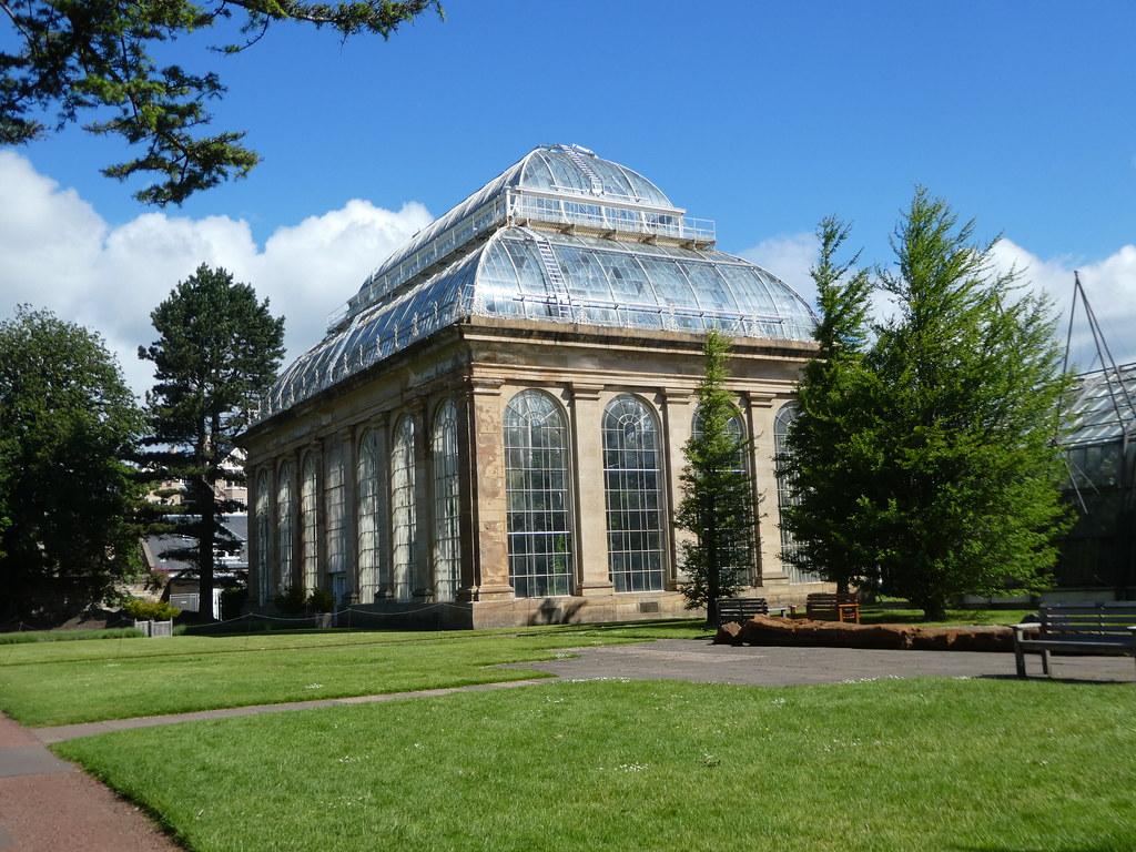 Palm House, Royal Botanic Garden, Edinburgh