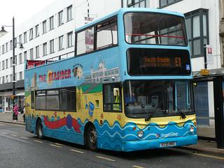 Stagecoach in Sunderland 17239 (X239 NNO)