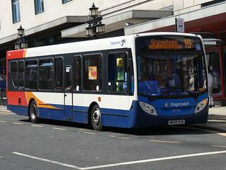 Stagecoach in Sunderland 39729 (NK09 EHB)