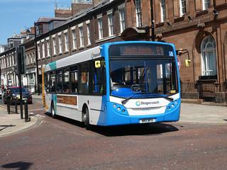 Stagecoach in Sunderland 27729 (NK11 BFU)