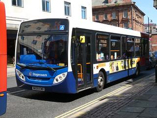 Stagecoach in Sunderland 39732 (NK09 EWB)