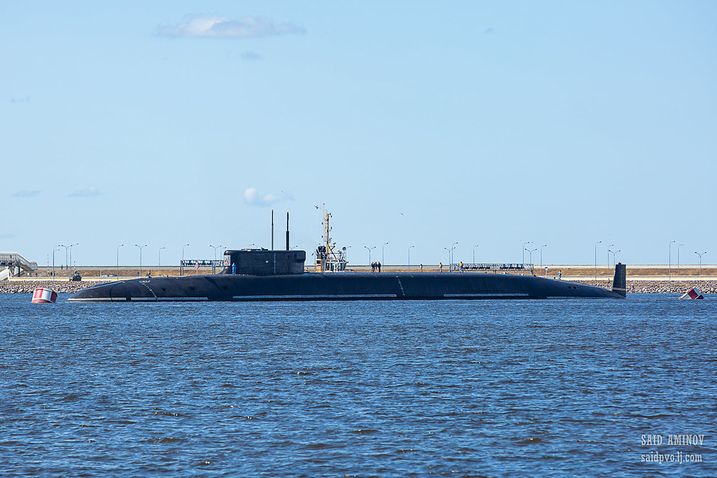 ГВМП-2021. Часть 1 - Подводные лодки в Кронштадте H18A3948