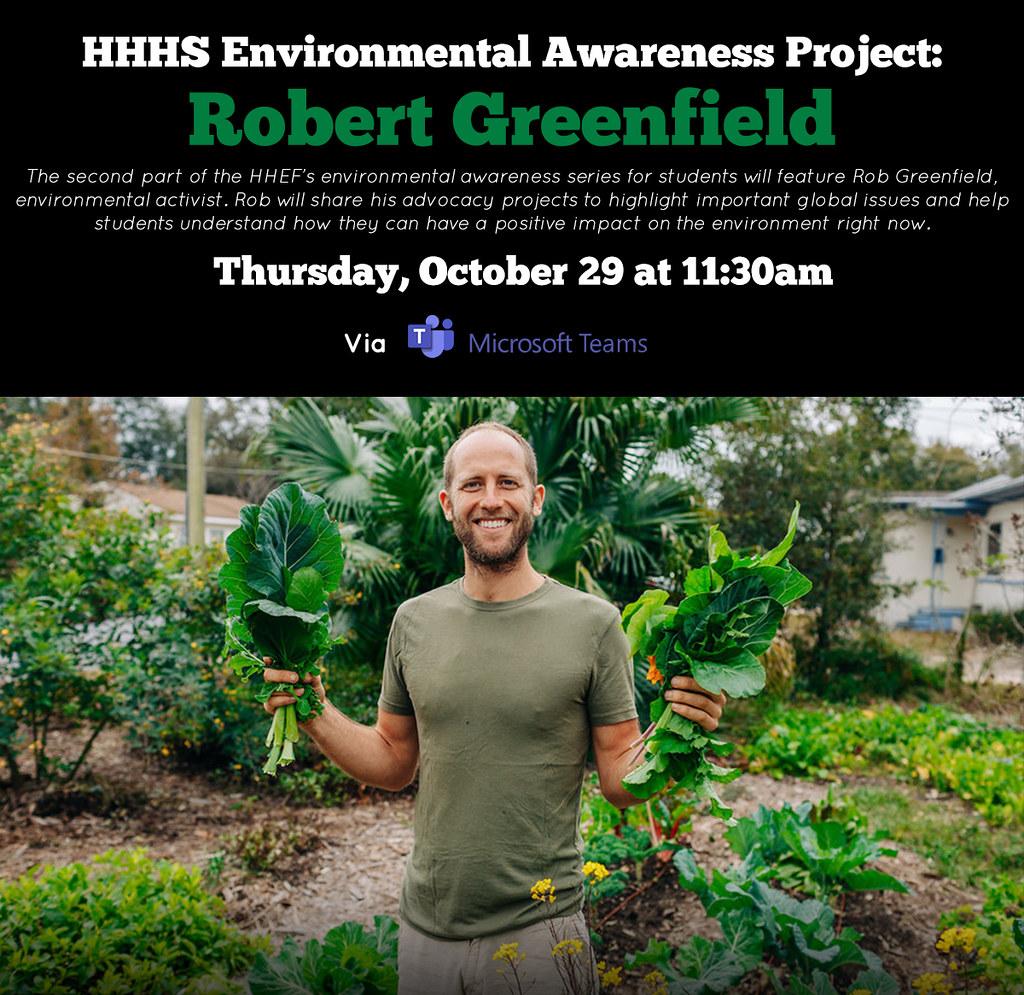 Environmentalist Rob Greenfield