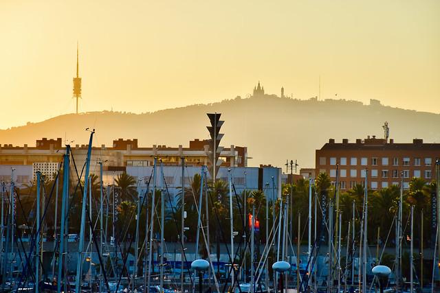 Poblenou i Port Olímpic 1
