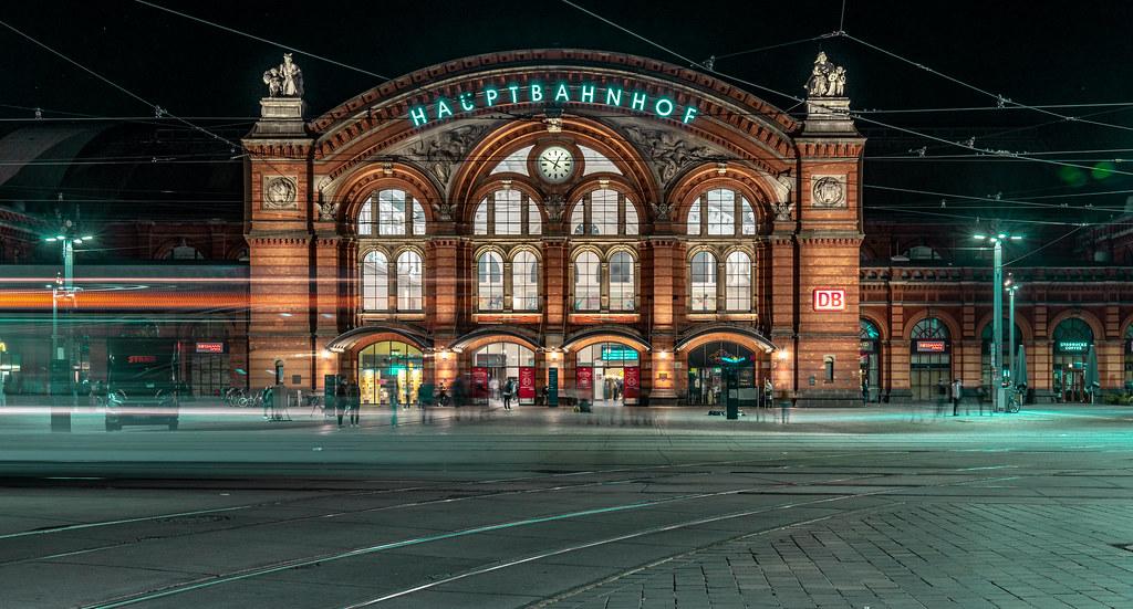 Bremer Hauptbahnhof