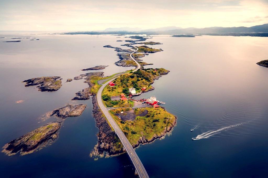 Scandibérique : la plus longue piste cyclable du monde permet de parcourir l'Europe en traversant 7 pays à vélo !