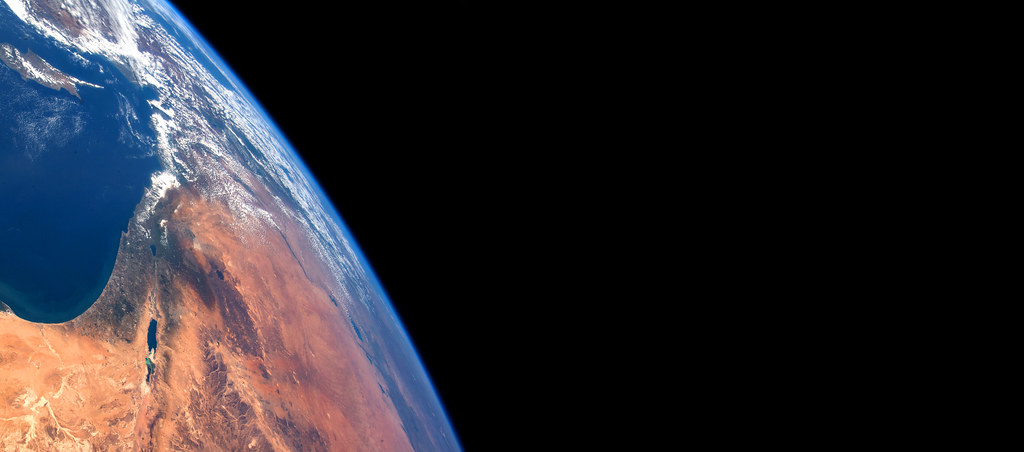 Earth images remastered - Eastern Mediterranean Sea