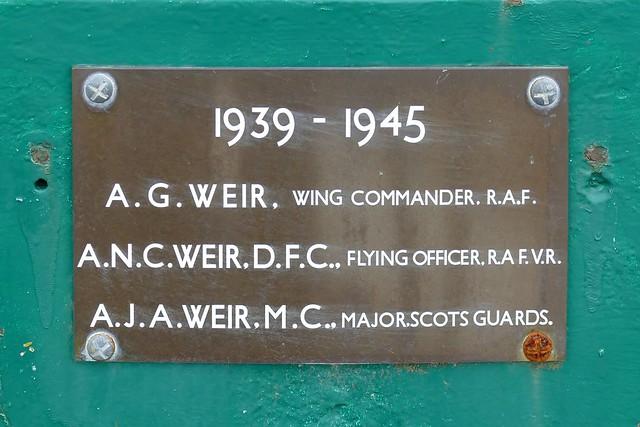 War Memorial, Enmore Green, Shaftesbury, Dorset
