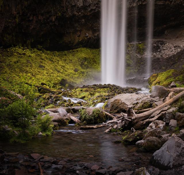 Tamanawas Falls #1