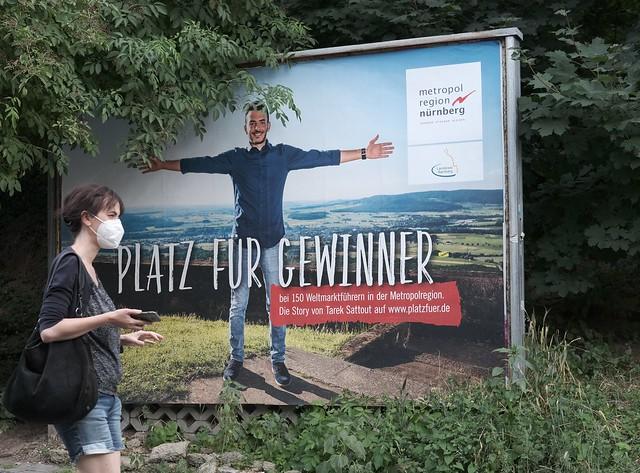 Platz für Gewinner*Innen - Metropolregion Nürnberg