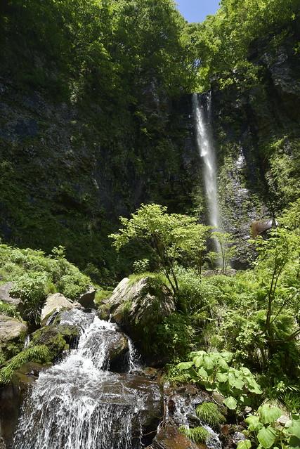 越前勝山 弁が滝