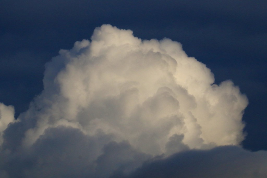 Evening Clouds, East Barnet