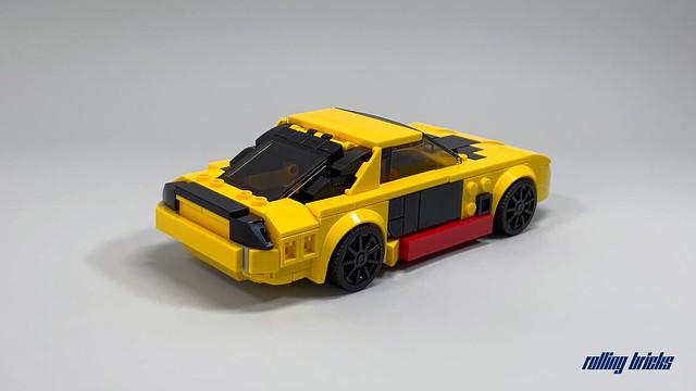 76901 Mazda RX-7 Drift Car