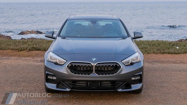 Prueba BMW 220i Gran Coupé Sport 2.0 T DKG Steptronic