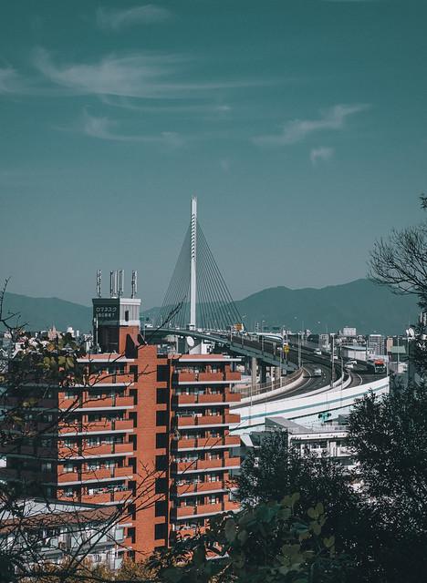 Aratsu Bridge, Fukuoka