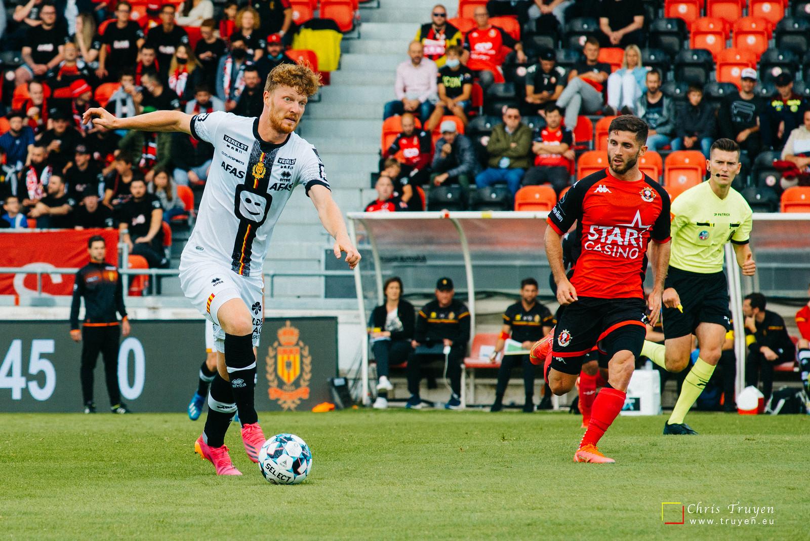 RFC Seraing - KV Mechelen