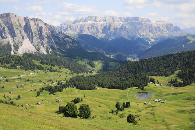 Italy / South Tyrol - Sella group