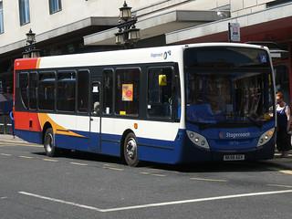 Stagecoach in Sunderland 39711 (NK58 AGV)