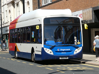 Stagecoach in Sunderland 28032 (YR14 CFM)