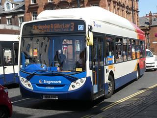 Stagecoach in Sunderland 28026 (YR14 CGG)