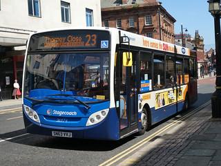 Stagecoach in Sunderland 36974 (SN63 VVJ)