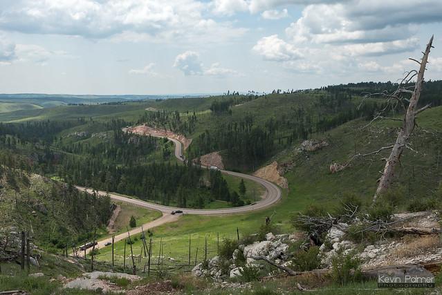 Highway 16 Bend