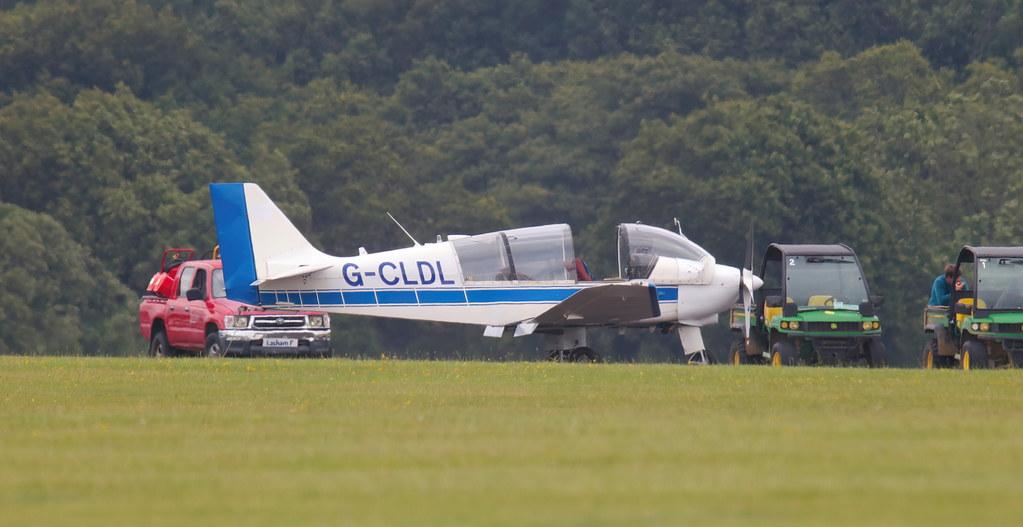 Robin DR-400-180R Remorqueur Regent G-CLDL Lasham 31 July 2021