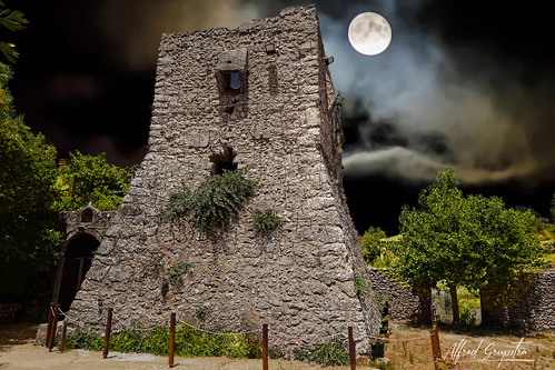 The Watcher In The Tower