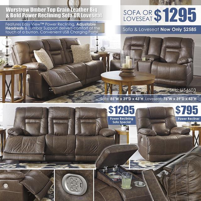 Wurstrow Reclining Sofa & Loveseat_U54603_Updated_Details_Layout_July2021