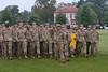 2nd Regiment, Graduation