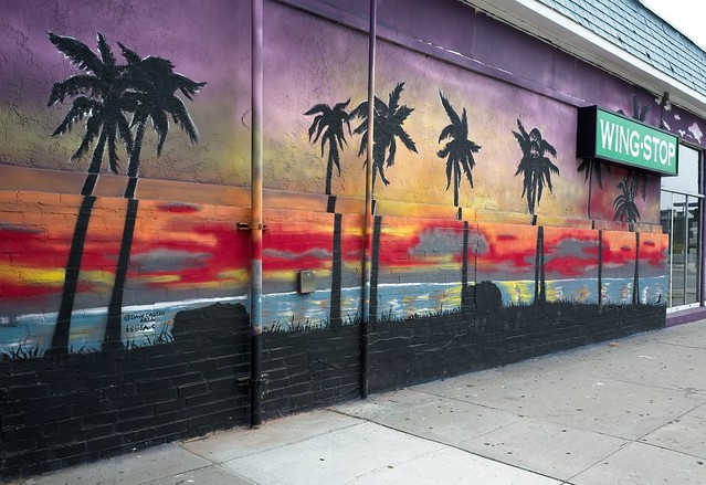 Pico Blvd. W., L.A.