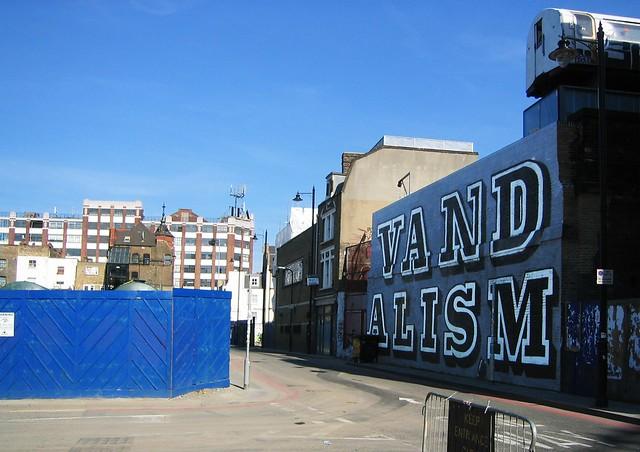 EINE VANDALISM 2007