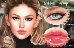 """Wet Kiss Makeup"" by Temizi Store"
