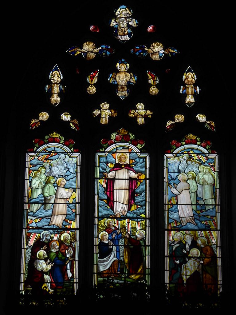 East Window, St Botolph's, Cambridge