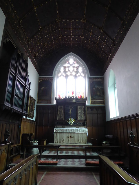 Chancel, St Botolph's, Cambridge
