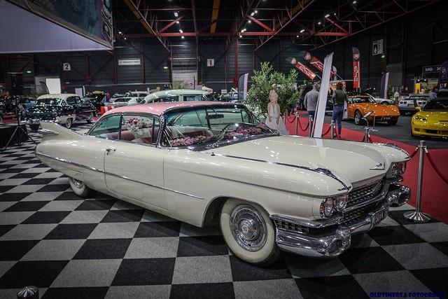 1959 Cadillac Coupe de Ville - RY-93-FN