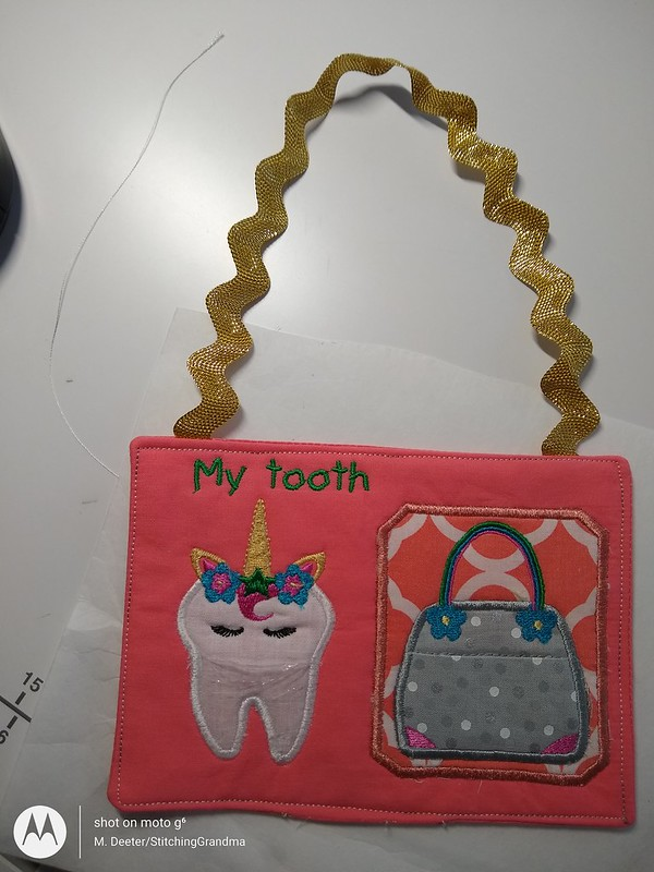 Tooth collection!
