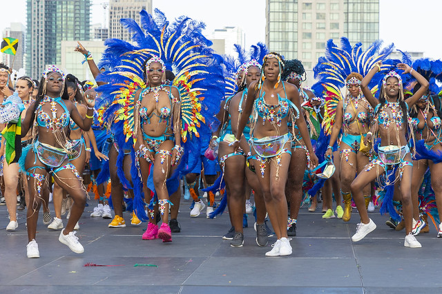 Missing the Toronto Carnival (Caribana) this Weekend