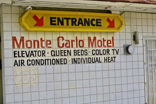 Monte Carlo Motel, Reno, NV