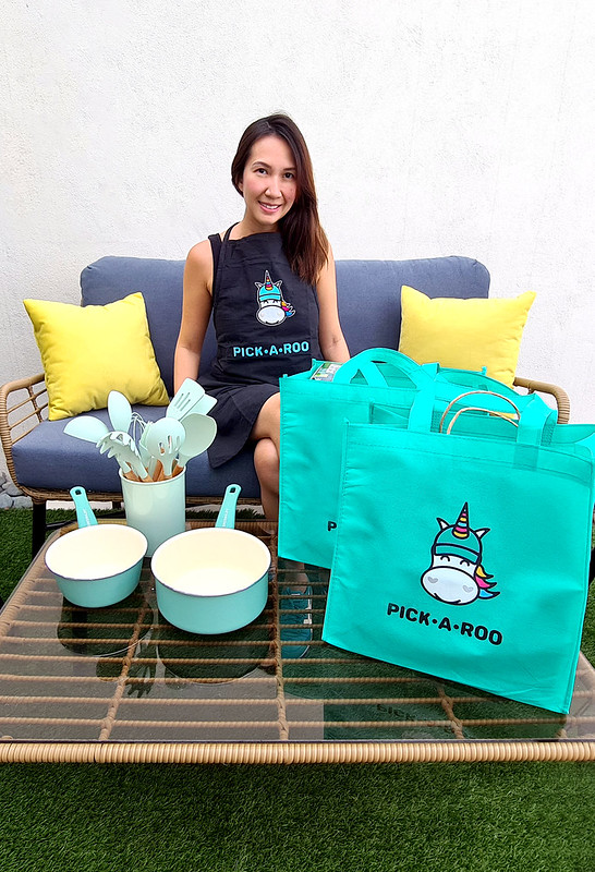 Pickaroo co-founder and CEO Crysta Gonzalez