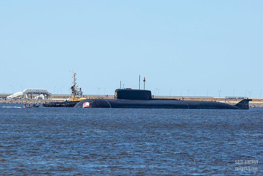 ГВМП-2021. Часть 1 - Подводные лодки в Кронштадте H18A3804