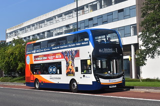 11285 SN69 ZPO Stagecoach North East