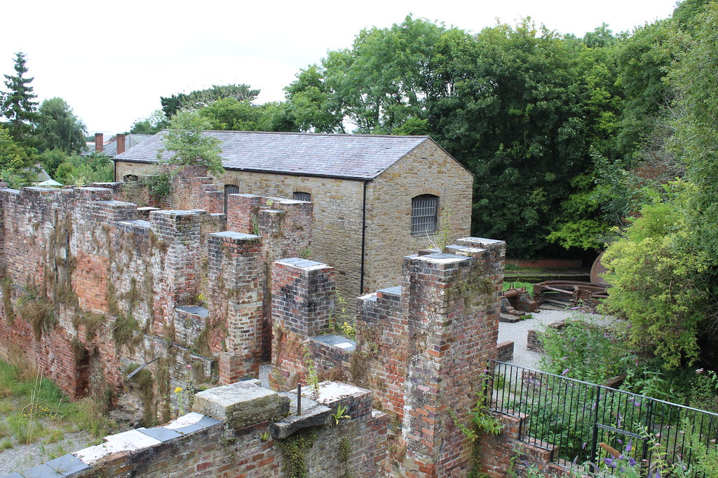 Lower Cotton Mill , Greenfield