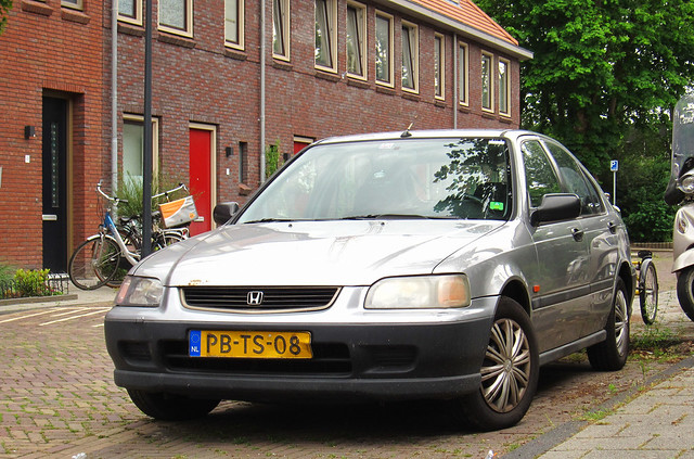 1996 Honda Civic 5-door